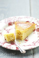 Buttermilk and lemon cake