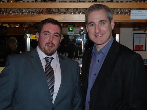 Steve Robinson & Greg Mulholland