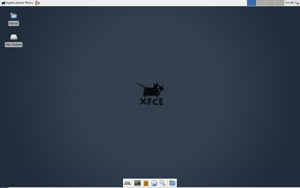 xfce ubuntu