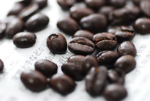 Coffee beans  フレンチロースト