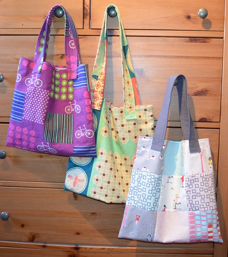 FairyFace Designs: {Sew} Get Started: Tote Bag Tutorial