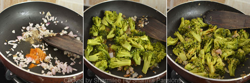 Broccoli Stir Fry Recipe - Step2
