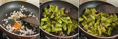 Broccoli Stir Fry Recipe - Step2