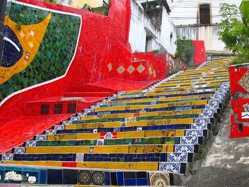 Escalera Selarón