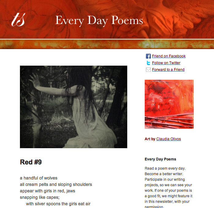 Every Day Poems: Red #9