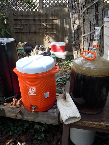 Primary fermentation
