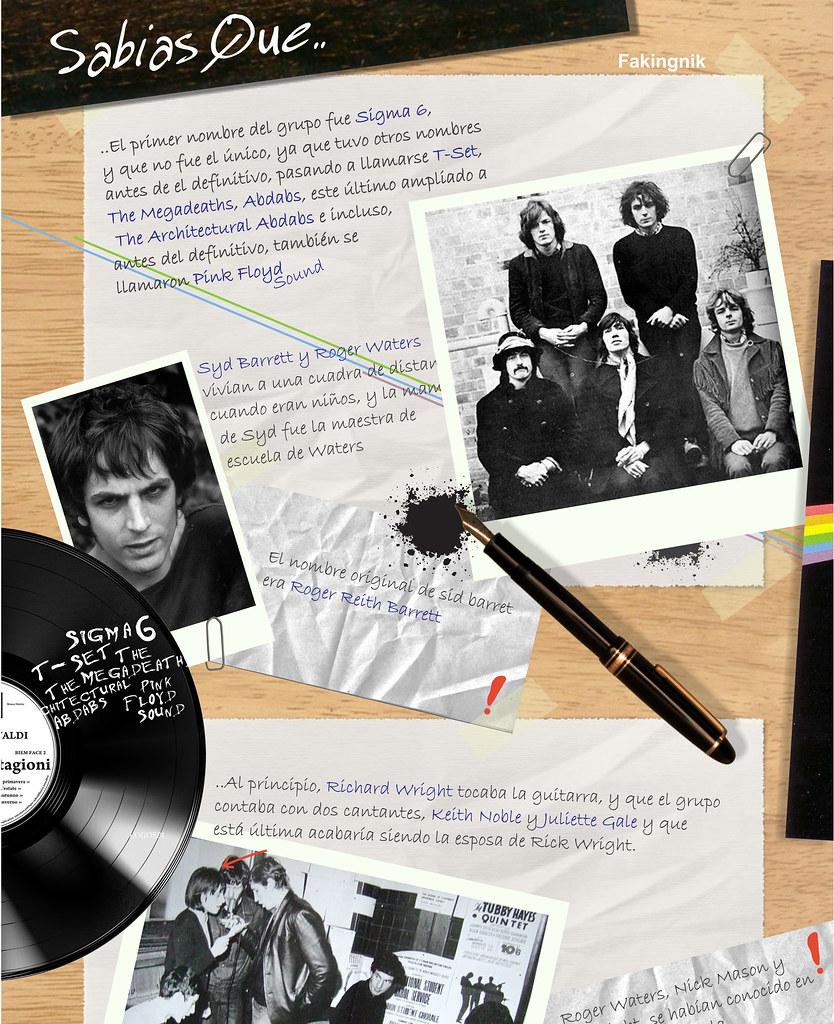 La otra cara de Pink Floyd.