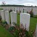 Grévillers British Cemetery ©ThruTheseLines