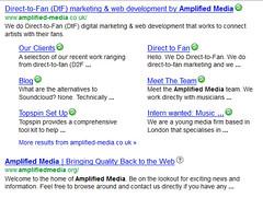 Amplified Media