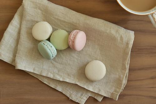 Ceramic Macarons
