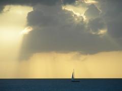 from Cliffhanger Bar, Cupecoy, St Maarten, Feb 2008