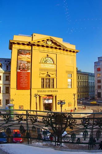Prague Divadlo Hybernia