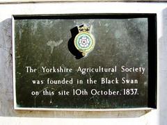 Photo of Bronze plaque number 9525