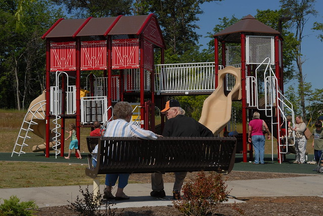New Harvest Park - Parks & Recreation - Knox County