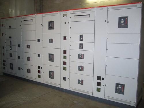 <p>Power center di cabina</p>