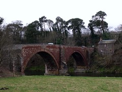 Melrose Bridge 1762
