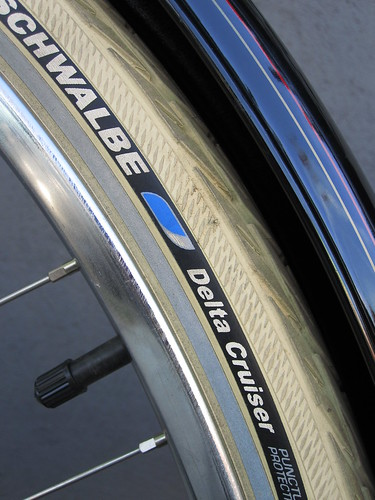 Schwalbe Delta Cruisers on Flying Pigeon PB-13 Nexus 3-speed conversion for Wolfpack Hustle Marathon Race DFL Prize