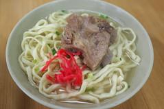 ソーキそば Soki-soba Noodle