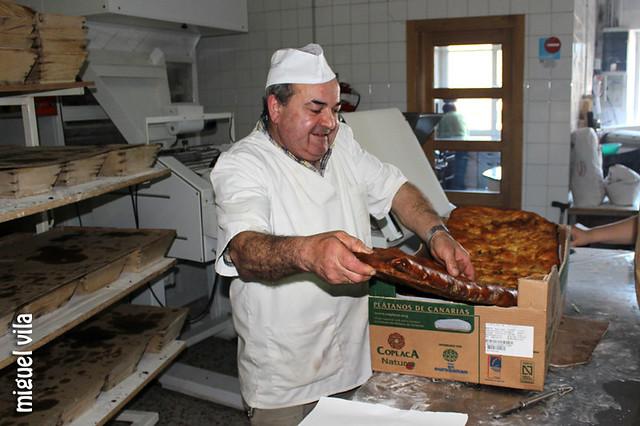 Bola de liscos (Panadería Seivane)