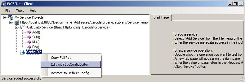 WCFTestClient-config-context-menu