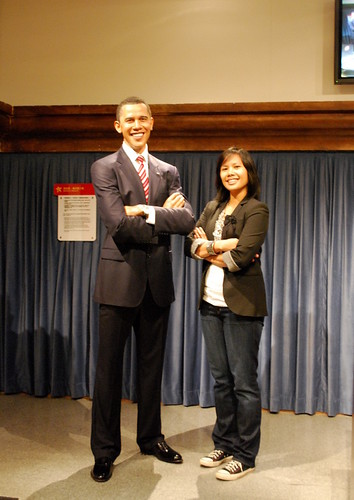 President Obama Wax
