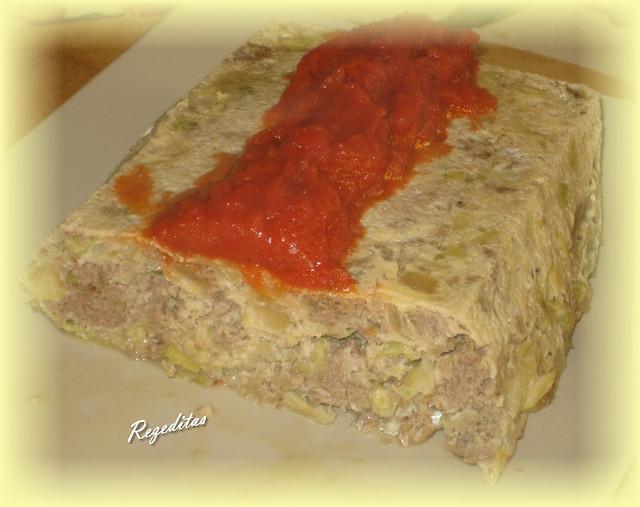 Rezeditas pastel de berza y carne picada - Bizcocho microondas isasaweis ...