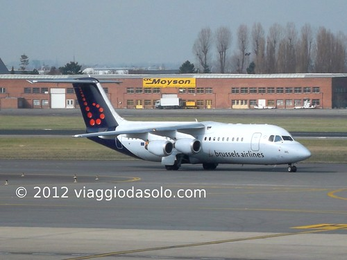 Avrojet Brussels Airlines