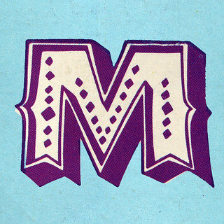 The Letter M In Purple Flickr  the the letter  quot m quot The Letter N In Purple