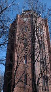 Wieża ciśnień w Dzierżoniowie