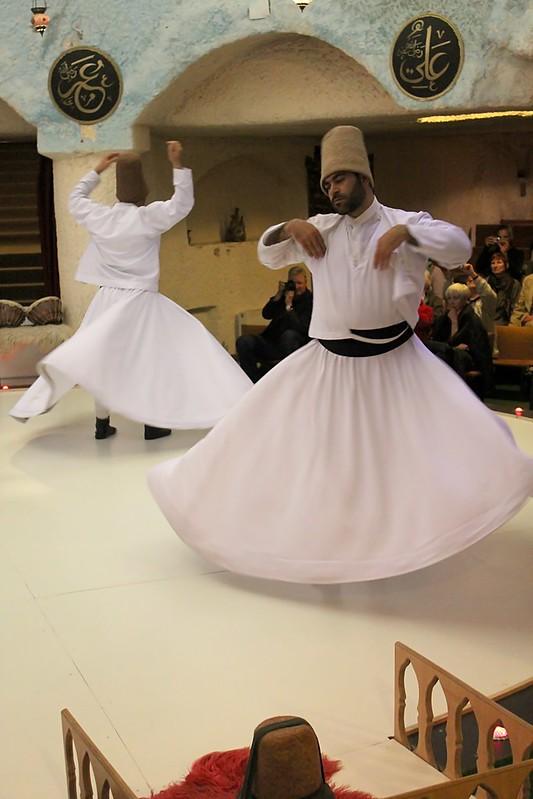 Sama (danse) de Derviches tourneurs