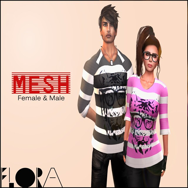 New - Mesh Sweater ❤