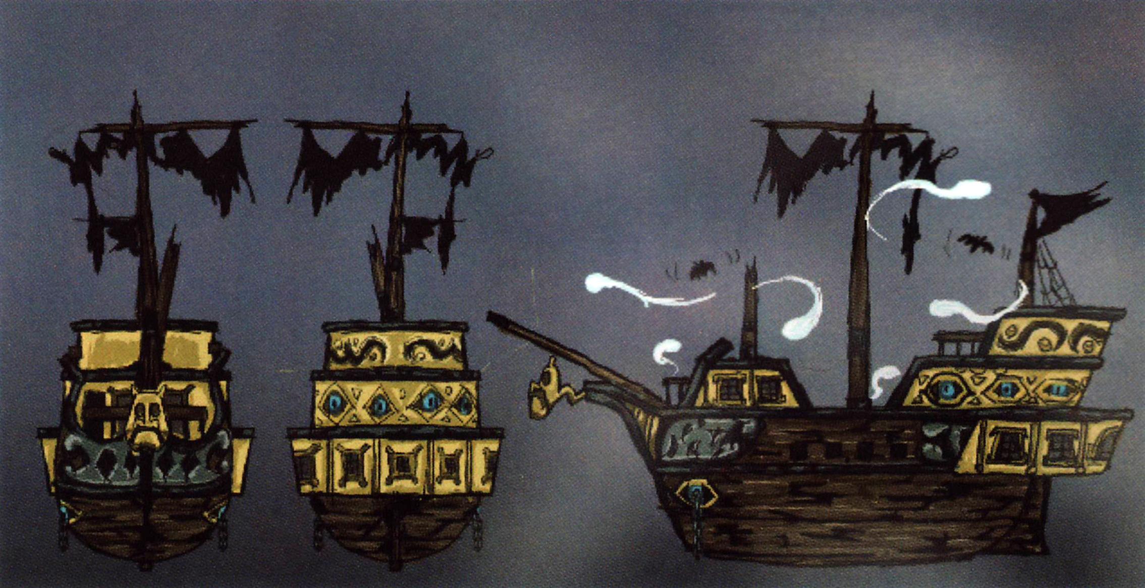 PH Ghost Ship