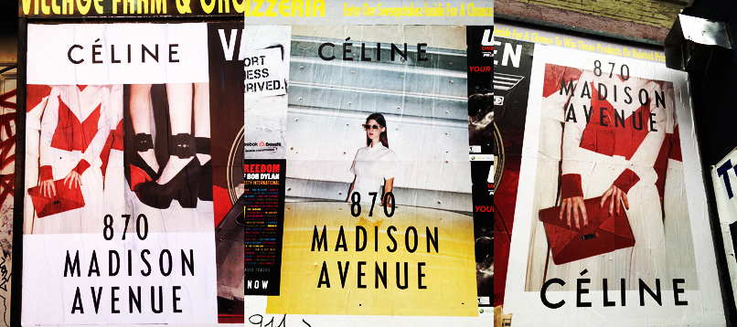 celine posters