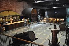 A un museu/bodega - La Rural