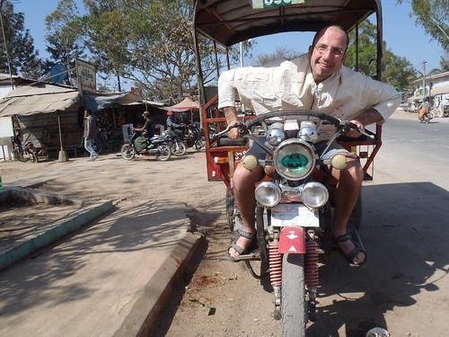 Andreas Pech, Kyaukme, Myanmar (Burma)