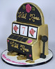slot machine cake toronto