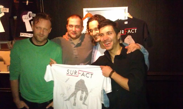 Aitor with Surfact