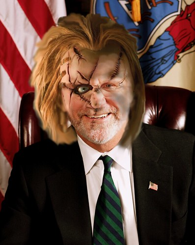 CHUCKIE CORZINE by Colonel Flick