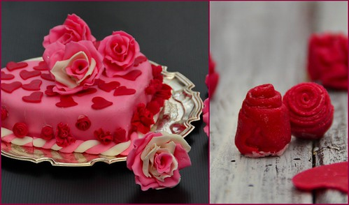 Collage di torta