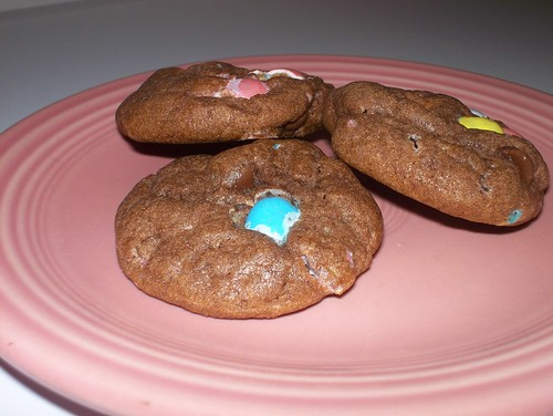 Robin Egg Pudding Cookies