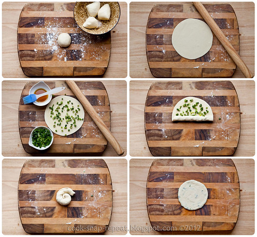 scallion pancakes how-to