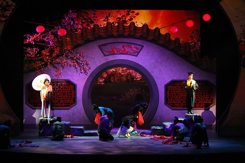 Mulan - Wishes stage show