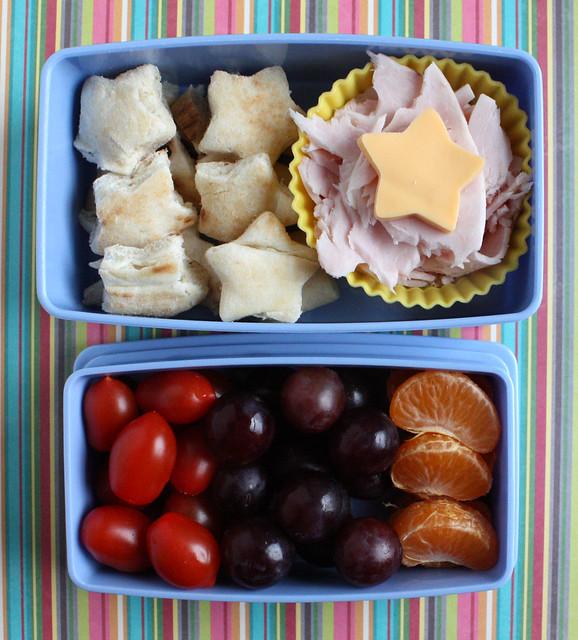 Preschool Bento #247