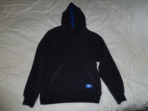 Kangol Misbehaving Hoody with C-Vox