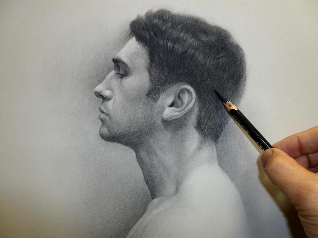 interesting profile picture
