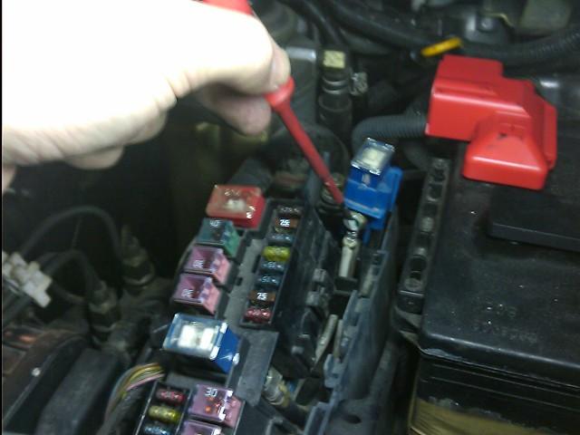 Nissan Patrol Gu Glow Plug Wiring Diagram : Glow plugs why the missing tips page patrol
