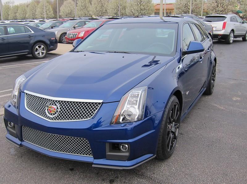 Vwvortex Com It S All Your Fault Rutledge Cadillac Cts V Wagon