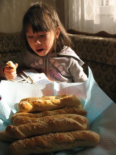 italian breadstick