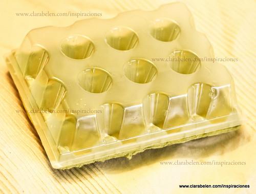 Manualidades con reciclaje: cartones de huevos, marco, anillero y organizador de collares