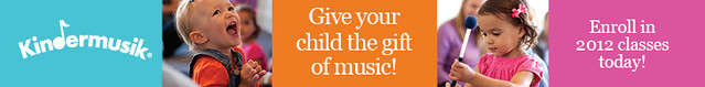 Give Your Child the Gift of Music....Enroll in 2012 Classes Today!